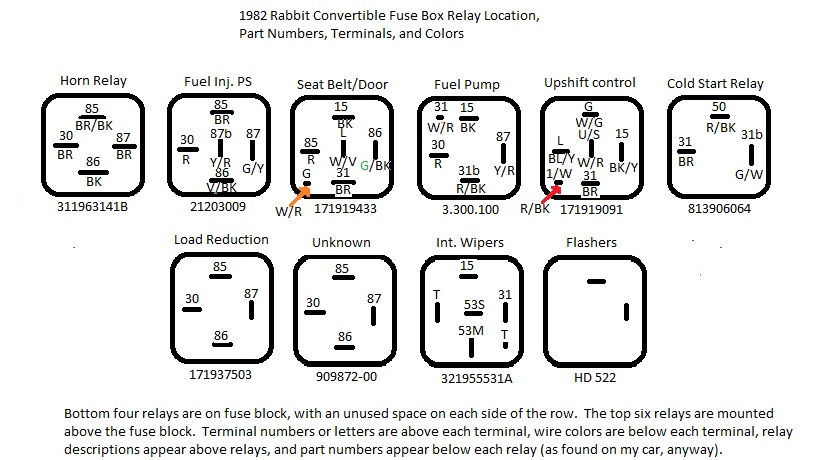 Wiring Questions Upshift Light Oil Warning System Volkswagen Owners Club Forum
