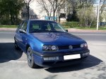 Golf mk3 VR6 conversion